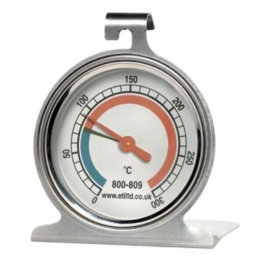 Wood Fired Oven Temperature Gauge