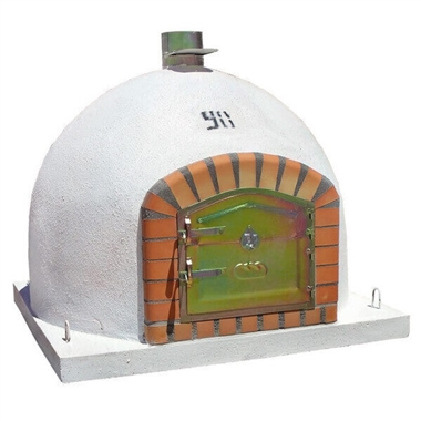 Mediteranni Brick Outdoor Wood Fired Oven