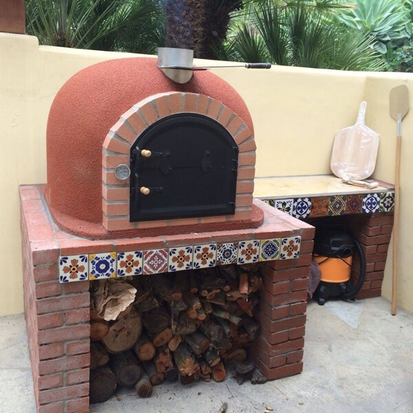 Mediterrani Royal Outdoor Wood Fired Oven
