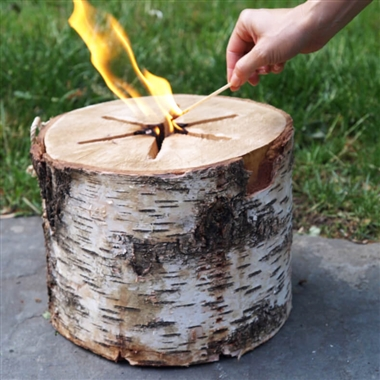 Swedish Torch Eco Firewood Fire Log